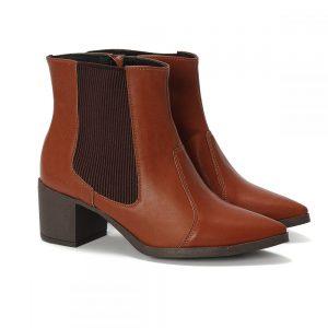 bota, bota bico fino, bota feminina cano baixo, bota pinhão feminina, bota com elastica, bota salto baixo, (4)