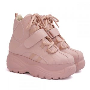 Tênis Feminino Bufalo Boot Rosê