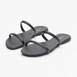 rasteirinha calçados sapato feminino site online notme shoes comprar atacado fabrica fornecedor rev