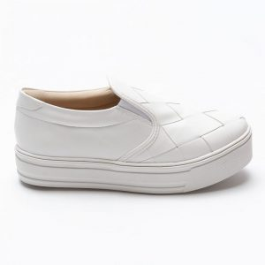 tenis Slip On Branco Not-me (1)