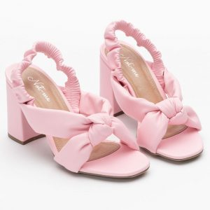 Sandália rasteirinha salto taça plataforma bota Calçado Feminino Loja Online not-me shoes (40)