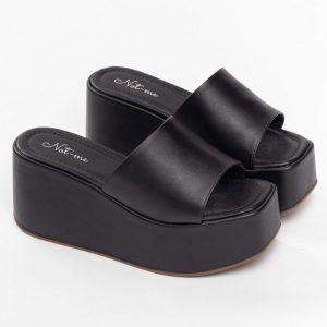 comprar mule salto tamancos rasteira flatform sandalia Calçados sapatos tenis Feminino site Loja Online notme shoes baratos (24) (1)