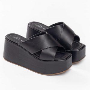 comprar tamanco flatform sandalia Calçados sapatos tenis Feminino site Loja Online notme shoes baratos (4)