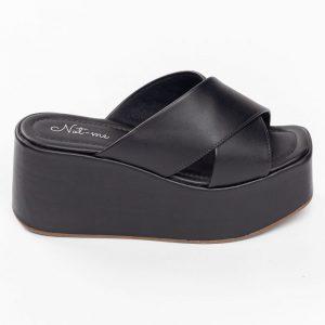 comprar tamanco flatform sandalia Calçados sapatos tenis Feminino site Loja Online notme shoes baratos (5)