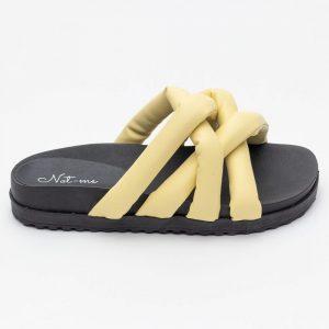 Sandália rasteirinha plataforma Calçado Feminino Loja Online not-me shoes atacado varejo brusque ecommerce (8)