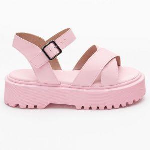 Sandália rasteirinha salto taça plataforma bota Calçado Feminino Loja Online not-me shoes (59)