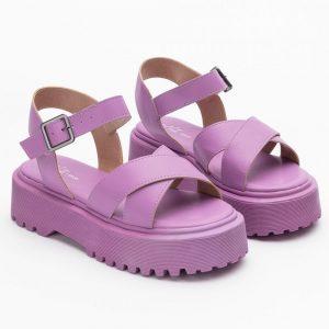 Sandália rasteirinha salto taça plataforma bota Calçado Feminino Loja Online not-me shoes (70)