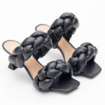 Tamanco feminino, sandalia tenis mules calçados femininos comprar