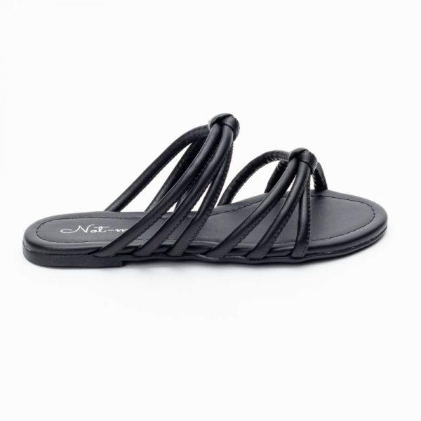 Sandália rasteirinha salto taça plataforma Calçado Feminino Loja Online not-me shoes atacado varejo brusque ecommerce (129)