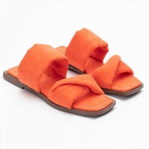 Sandália rasteirinha salto taça plataforma Calçado Feminino Loja Online not-me shoes atacado varejo brusque ecommerce (215)
