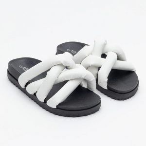 Sandália rasteirinha plataforma Calçado Feminino Loja Online not-me shoes atacado varejo brusque ecommerce (1)