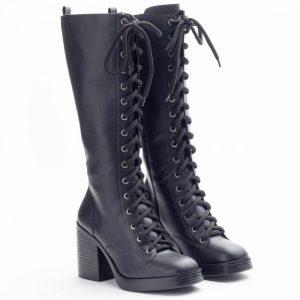 Coturno botas salto taça rasteirinha calçados sapato feminino site online notme shoes comprar (250)