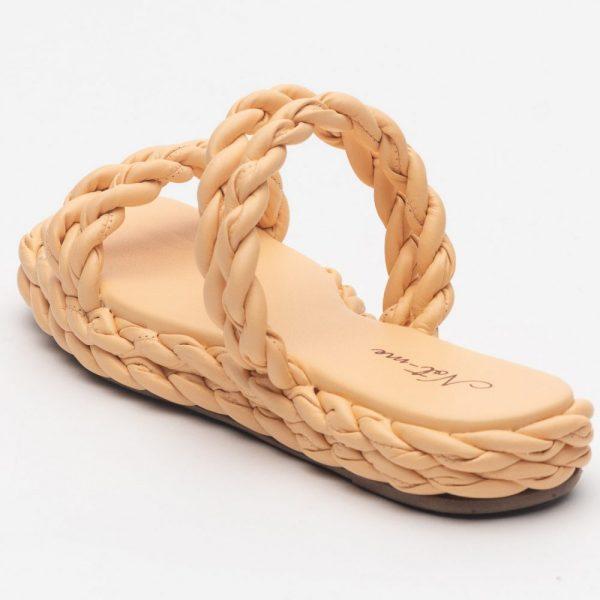 rasteirinha calçados sapato feminino site online notme shoes comprar atacado fabrica fornecedor
