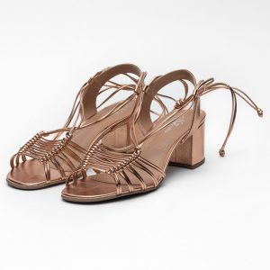 amarrar calcanhar verão tedencia fofa confortavel sandalia calçados sapato feminino site online notme shoes comprar atacado fabrica revendedor